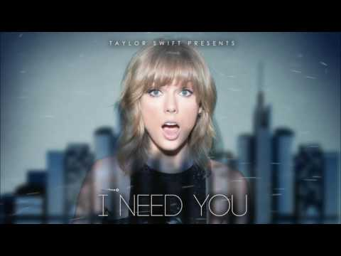 Taylor Swift   I need you New song 2017 Unreleased