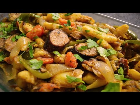 Italian Sausage Potato Casserole - How To Make A Sausage Casserole