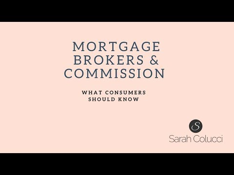 How do mortgage brokers get paid in Canada?