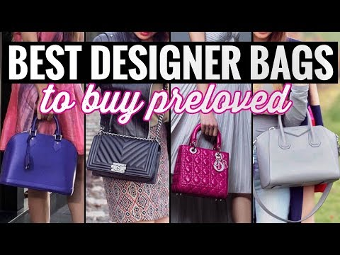 BEST DESIGNER BAGS TO BUY PRE-LOVED & WHY + SPECIAL UNBOXING!