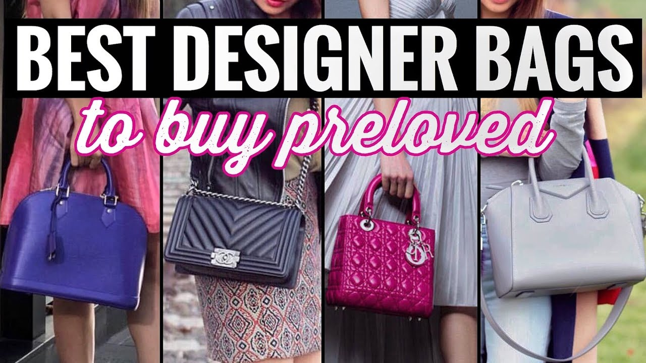 9506648bbbea BEST DESIGNER BAGS TO BUY PRE-LOVED   WHY + SPECIAL UNBOXING! - YouTube