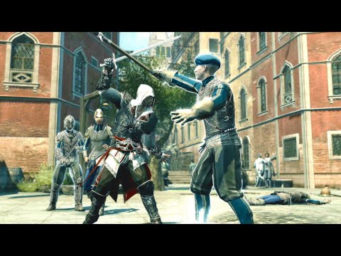 Assassin S Creed 2 Ezio S Brutal Rampage Assassinations In