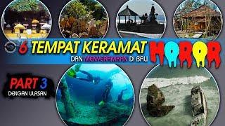 Download Video TEMPAT KERAMAT HOROR DAN MENYERAMKAN DI BALI PART 3 MP3 3GP MP4