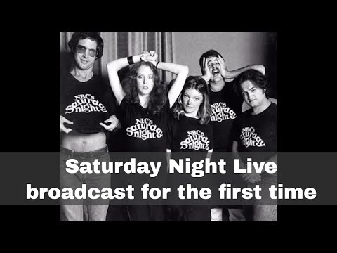 11th-October-1975-Saturday-Night-Live-is-broadcast-for-the-first-time