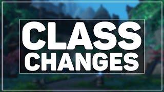 WoW Legion: Class Changes Overview (+ Tri Spec & Talents!)
