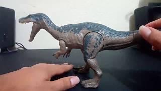 Baryonyx Jurassic World Fallen Kingdom - Revisión