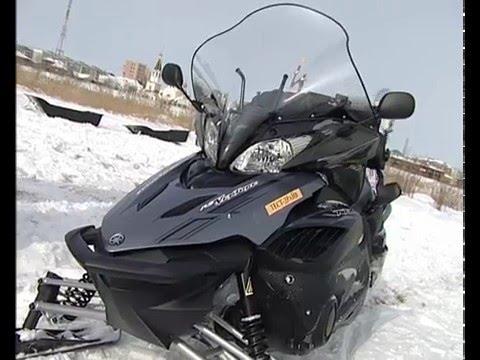 Как выбрать снегоход Снегоходы Ямаха тэст драйв в Якутии