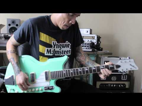 RJ Ronquillo - Eastwood Airline Newport preview -
