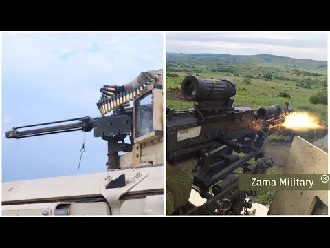 173rd Airborne Brigade, during Weapons Blank Fire in Romania–You Tube