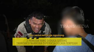 THE POLICE | Tim Raimas Backbone Amankan Remaja Pemakai Ganja 01/10/19