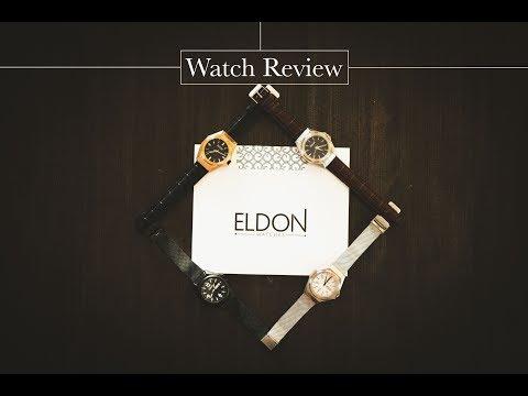 Men's Watches l Interchangeable & Custom Watches l Eldon Watches
