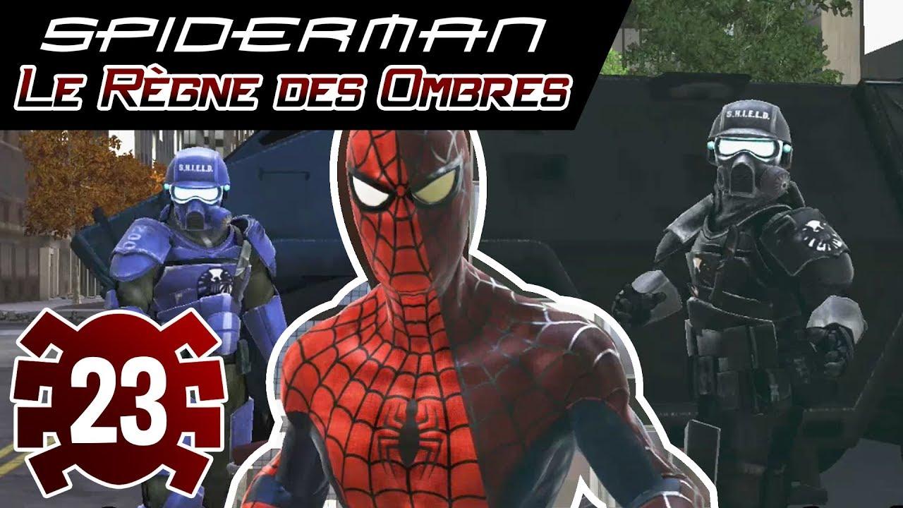 spiderman le rgne des ombres pc demo