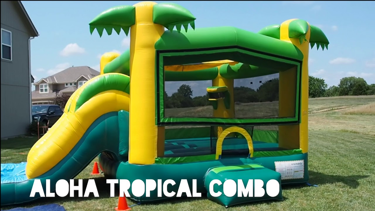 724bf12f76278 Gator Jump Aloha Tropical Combo - YouTube