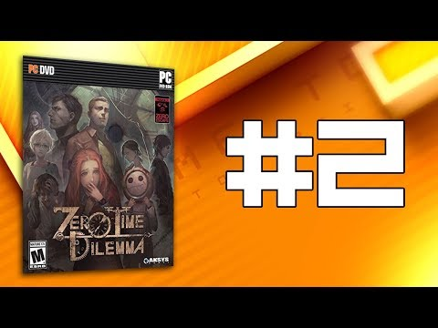 Well, this escalated quickly - Zero Time Dilemma #2 - Time to Drei