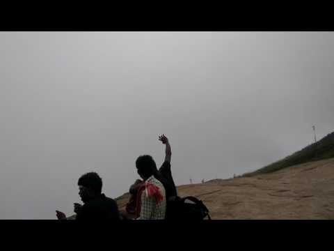 On the top of the Velliangiri Mountains