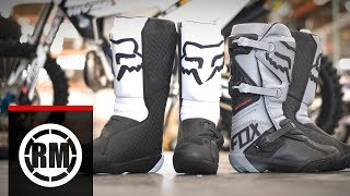 2020 Fox Racing Comp Motocross Boots