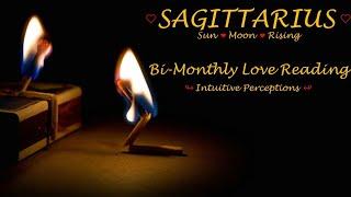 SAGITTARIUS - SEPTEMBER 23-6 2018 LOVE TAROT READING