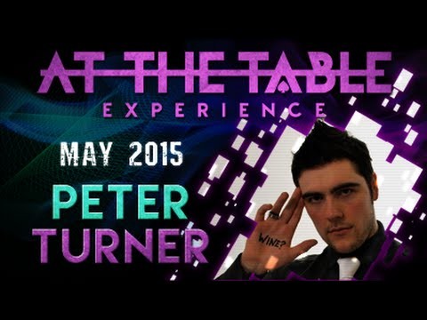 Image result for At the Table by Peter Turner