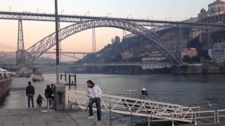 Ribeirinha, Rio Douro, Ponte de D. Luís (Porto)
