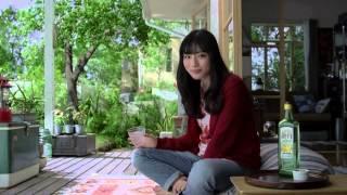 石原さとみ(いしはらさとみ)出演CM サントリー ふんわり鏡月 ゆず 『...