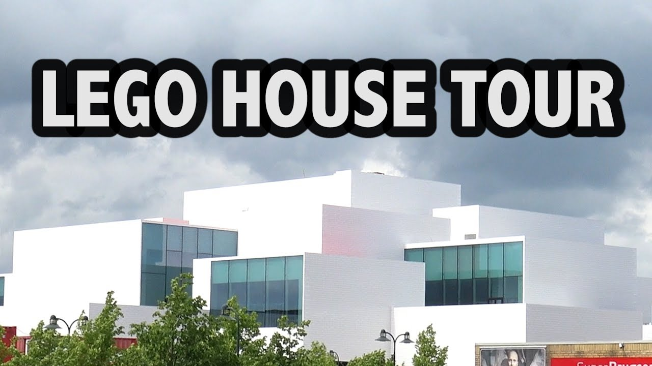 Inside The LEGO House (June 2017)