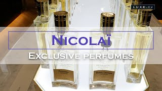 Nicolaï's perfumes reveals its secrets