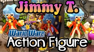 Making a Jimmy T. WarioWare Action Figure