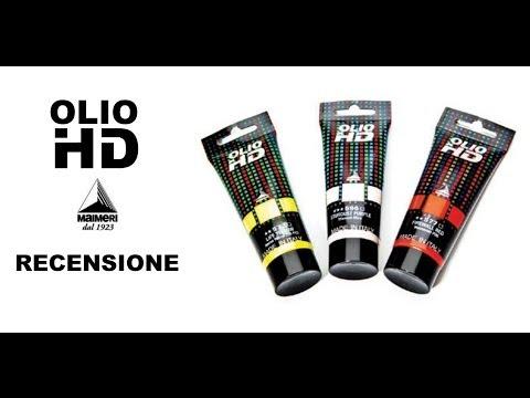 Colori ad Olio HD Maimeri (Recensione) Arte per Te