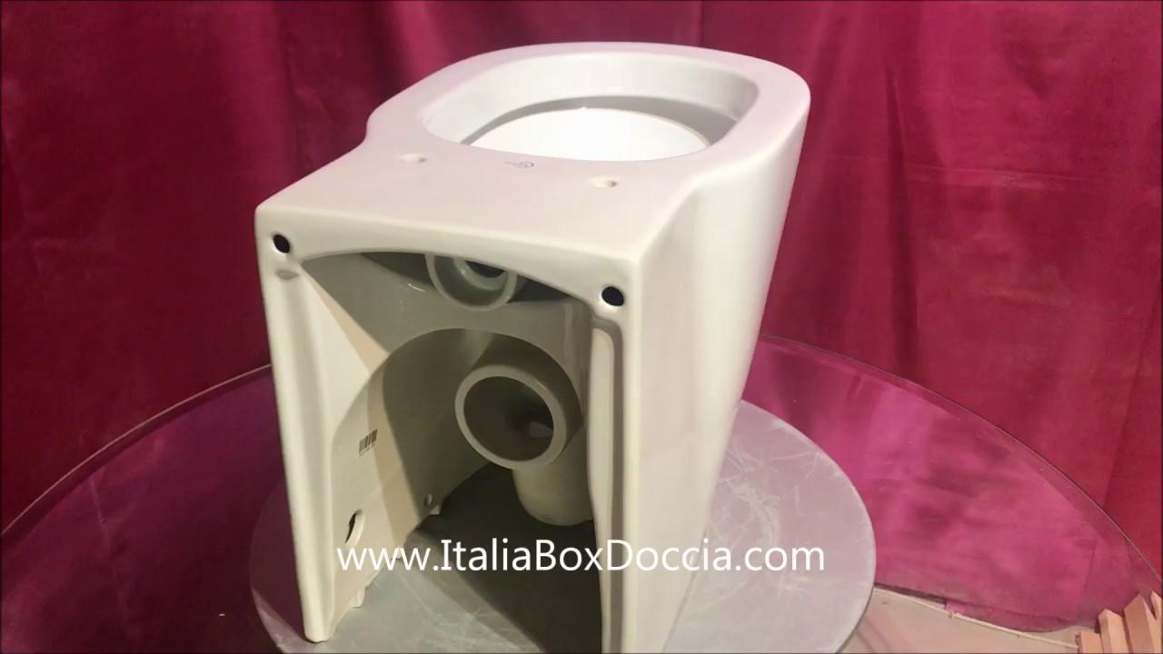 ideal standard vaso connect filo parete e7167 youtube