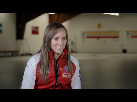 On The Button: Rachel Homan