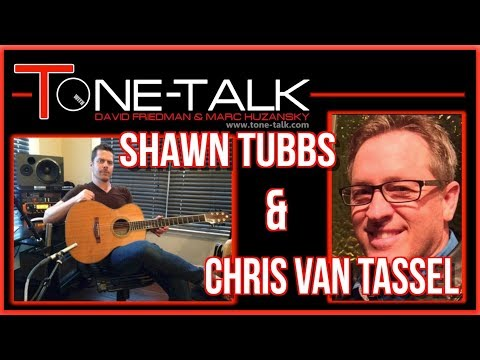 Ep. 10  Shawn Tubbs of Carrie Underwood and Chris Van Tassel of J. Rockett   Dave Friedman