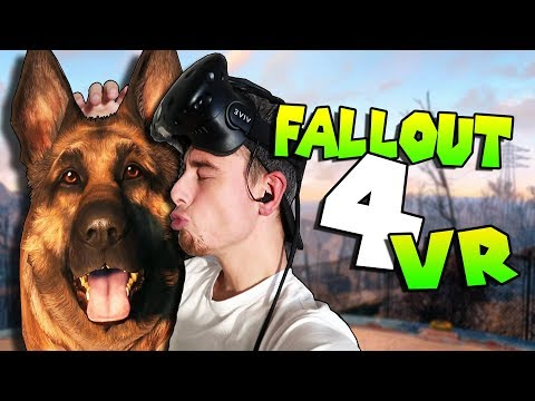 A NEW BEGINNING • FALLOUT 4 VR GAMEPLAY - HTC VIVE