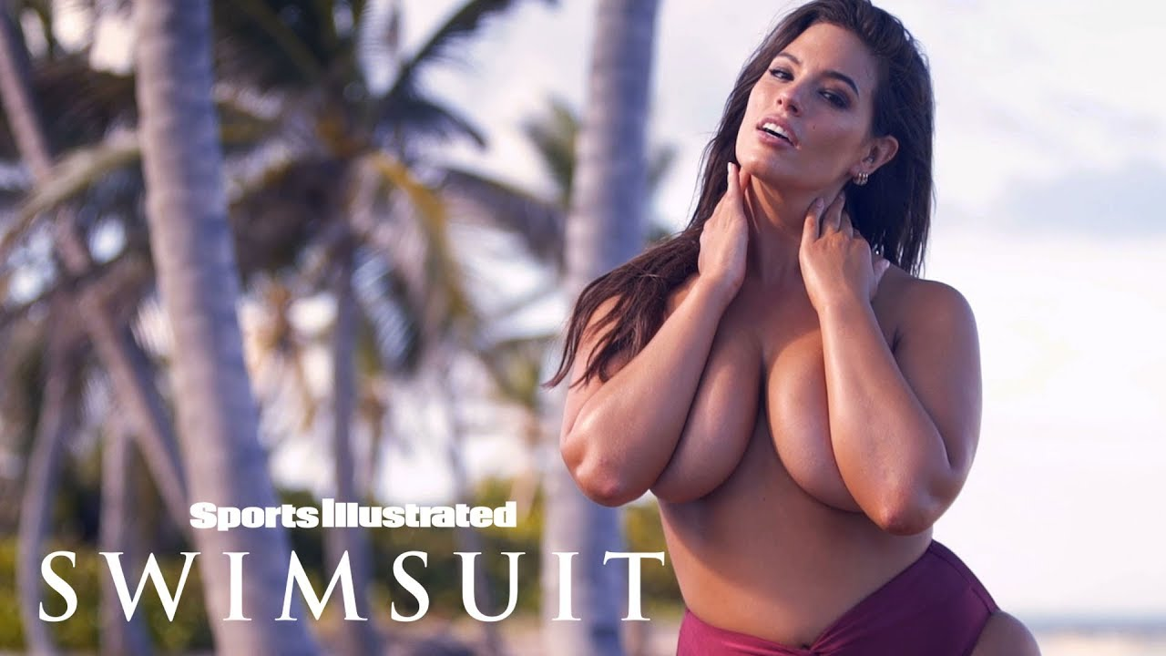 Ashley Graham has a new talent| Candids | Sports Illustrated Swimsuit