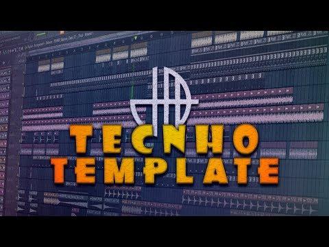 TECHNO Style | FL Studio Template by Jack Mence [FREE FLP]