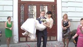 Олег Альбина русско-татарская свадьба