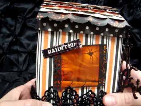 Wild Bunch - Halloween Treat Box - Janet
