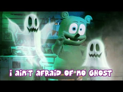 Ghostbusters Lyrics Video Gummibär The Gummy Bear