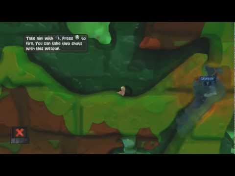 Lets Play Worms Revolution Ep 1  