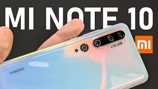 Всё сложно! Обзор Xiaomi Mi Note 10 с 5 камерами 108 Мп / ОБЗОР / ИГРОВОЙ ТЕСТ Snapdragon 730G