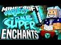 Minecraft - SUPER ENCHANTS - Project Ozone #174
