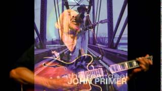 John Primer ~ ''Inflation Blues'' ( Modern Electric Chicago Blues 1993 )