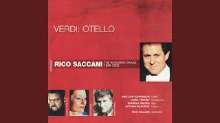 """Otello: Act IV, Scene III, """"Ave Maria piena di grazia... ?"""""""