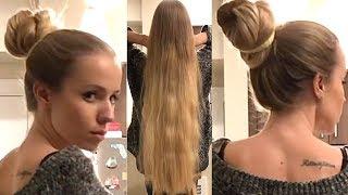 RealRapunzels - Blonde buns (preview)