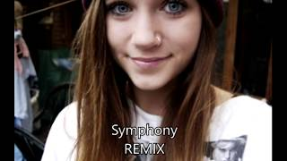 Clean Bandit - Symphony feat. Zara Larsson | DJJeNyMusic Remix | Live SHOT 2017 Video