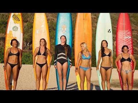 """Download Youtube: """"Banzai Betty"""" and Wrenna Delgado Make Waves in Big Wave Surfing"""