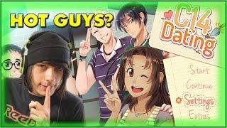 OTOME DATING SIM?!?! | C14 Dating (Visual Novel)