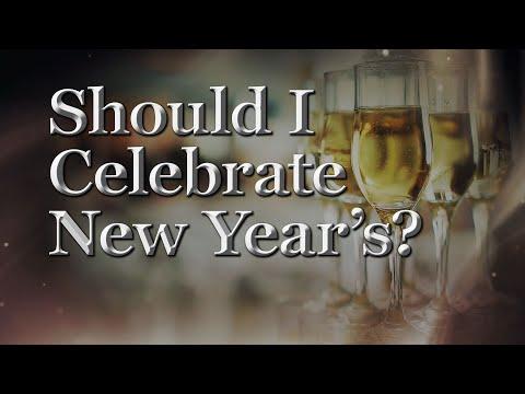 Should I Celebrate New Year's?