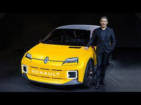 FIRST LOOK: 2025 Renault 5 EV Prototype