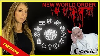 Pope Makes 'Antichrist Covenant' & Summons New World Order As Catholics Plot Against Him!