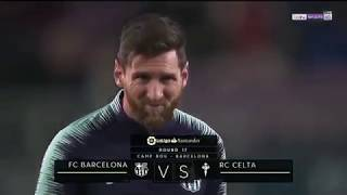 Barcelona vs Celta Vigo, La Liga: Final Score 2-0, Barca finish 2018